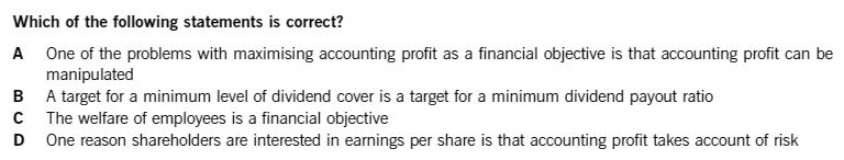 corporate finance exam questions and answers pdf