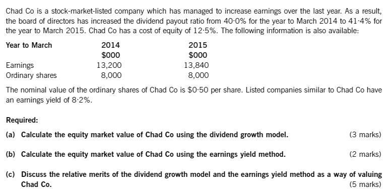 Valuation (finance)