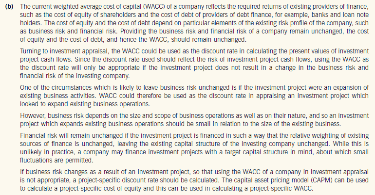 wacc calculation using book values Chapter 15 firm valuation: cost of capital and apv approaches  wacc = weighted average cost of capital  the firm had a book value of equity of.