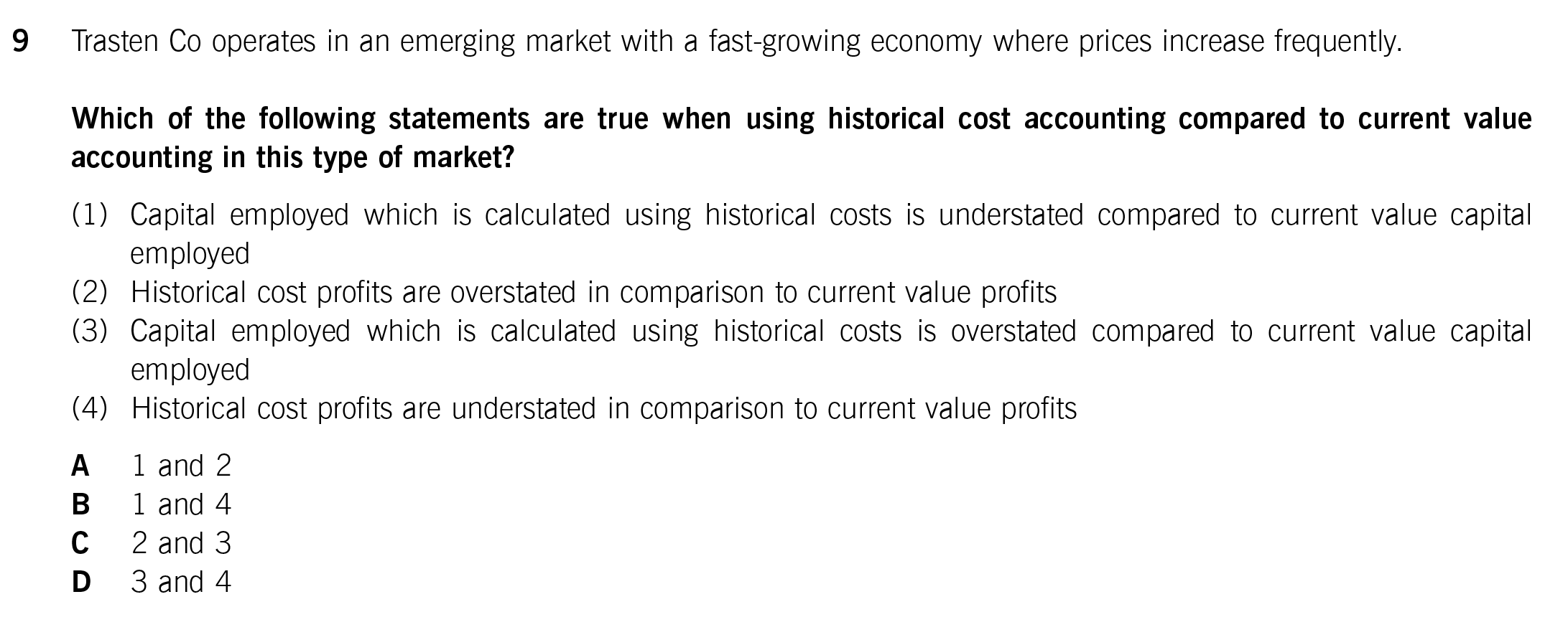 advantages and disadvantages of historical cost accounting essay Fair value accounting is a financial reporting approach [average cost method] | advantages & disadvantages of average cost method [accrual basis accounting.